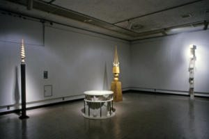 今日の作家展 Installation at Yokohama Civic Art Gallery (1987)